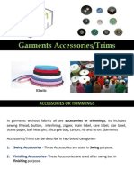 garments accessories trims