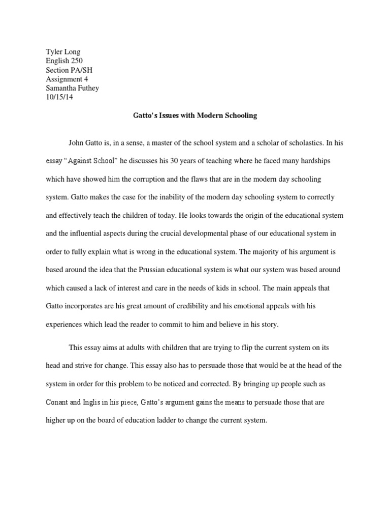 Personal Essay Examples High School  Science Fiction Essay also Science Fair Essay Assignment  Revision  Essays  Argument Thesis Statement Examples For Persuasive Essays