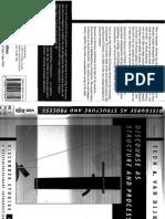 Van Djik, t. (2001). Discourse as Structure and Process