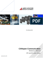 1 AMC CANopenCommunicationManual