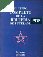 El Libro Completo de La Brujería - Raymond Buckland