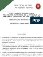 Universidad Privada San Pedro Noe