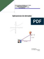 Aplicaciones de Derivadas ELECTROMEDICINA 2010-3