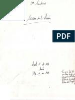II Cuaderno. Mision Salesiana de La Candelaria