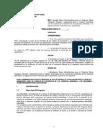 Bases Administrativas Segundo Llamado OTIC PROFORMA