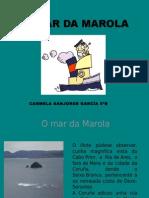 O mar da Marola