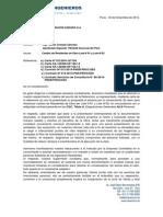 Carta Respuesta Cambio de Residentes