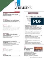 Sommaire DP 242 Decembre 2014