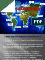 Blocos Econômicos - Logística Internacional