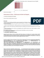 Ordem Dos Advogados - Artigos Doutrinais - António Menezes Cordeiro - A Modernização Do Direito Das Obrigações II