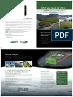 Skeena Salmon and LNG brochure
