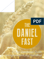 Daniel Fast Devotional Guide 2015
