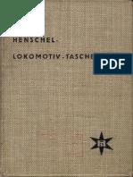 Henschel lokomotiv-taschenbuch