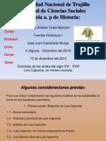 Luis Capoche - Relacion de la villa imperial de Potosi