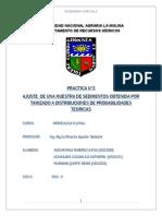 2DO Info Fluvial Granulometria