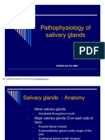 Pathophysiology Salivary Glands