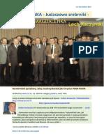 MAGDALENKA - Judaszowe srebrniki - Narod Polski sprzedany, zeby zmartwychwstal jak Chrystus PDO6 FO378
