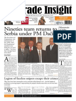 Belgrade Insight Issue No118