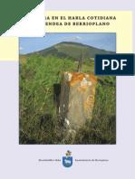 El euskera en Berrioplano
