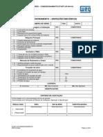 Check List Comissionamento Gerador Naval v3.1