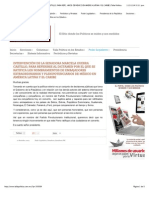 11-12-14 INTERVENCIÓN DE LA SENADORA MARCELA GUERRA CASTILLO, PARA REFERIRSE AL DICTAMEN POR EL QUE SE RATIFICA LOS NOMBRAMIENTOS DE EMBAJADORES EXTRAORDINARIOS Y PLENIPOTENCIARIOS DE MÉXICO EN AMÉRICA LATINA Y EL CARIBE | Talla Política