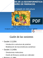 Aplicaciones de La Bioinformática Al Diseño de Farmacos