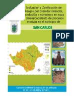 Cornare - Zonificación y Evaluación San Carlos