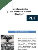 Contexto Del Desarrollo Sostenible