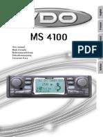 Vdo Dayton Ms-4100