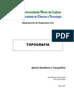 Apoios  e Topografico