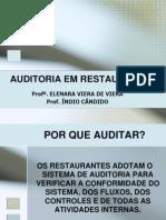 Auditoria Em Restaurantes