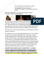 Beyond the Lights Definitive Film Review & Marketing Breakdown - FuTurXTV & HHBMedia.com - Hiphobattle.com - 11-20-2014