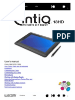Cintiq 13HD