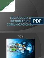 Tecnologia de Informacion y Comunicaciones 01