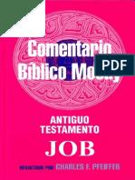 Comentario Bíblico Moody - Job
