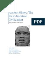 ancient olmec