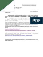 Carta a Empleadores Crédito Fiscal 2014 Gral