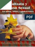 Maltrato y abuso sexual en niños