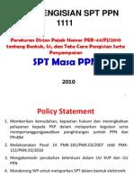 CARA ISI SPT PPN 1111.ppt