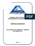 33 - Manual de Politicas y Procedimientos Crediticios Vf (1)