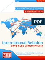 Proposal HLN international relation