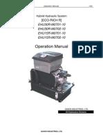 Ehu15 30R Manual