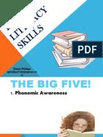 The Big 5 Basics