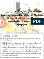 Project SHAKTI Introductory Presentation by Lipi Gupta