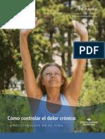 Como Controlar El Dolor Cronico