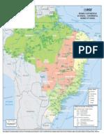 Mapa Biomas Brasil