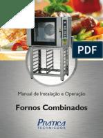 Manual Fornos Combinados