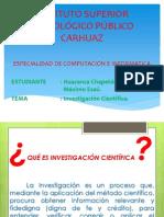 Investigacion Cientifica - Exp. - Copia