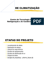 62509623 Projeto de Climatizacao
