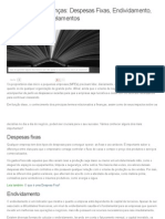 Guia rápido de finanças_ Despesas Fixas, Endividamento, Investimento, Parcelamentos _ Blog do Johnnie_ Educação Financeira, Empreendedorismo e Gestão.pdf